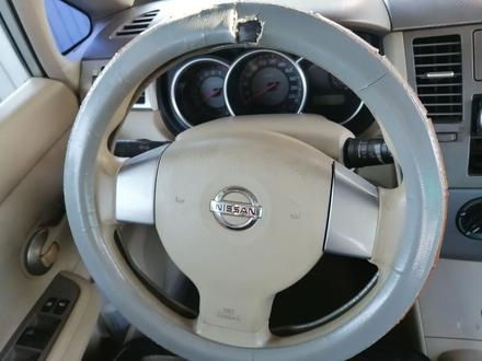 Nissan Tiida 2006 года за 2 750 000 тг. в Аксай – фото 18