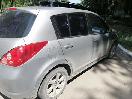 Nissan Tiida 2006 года за 2 750 000 тг. в Аксай – фото 2