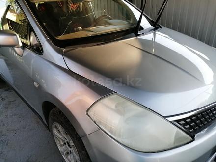 Nissan Tiida 2006 года за 2 750 000 тг. в Аксай – фото 7