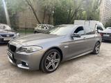 BMW 523 2010 года за 8 888 888 тг. в Алматы – фото 4