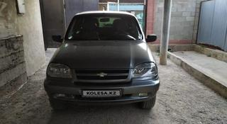 Chevrolet Niva 2007 года за 1 500 000 тг. в Алматы