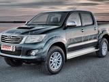 Порог Toyota Hi-Lux за 105 000 тг. в Алматы