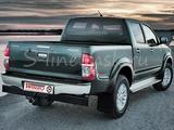 Порог Toyota Hi-Lux за 105 000 тг. в Алматы – фото 2