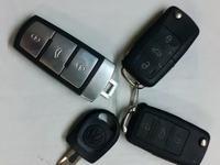 Заготовки ключей новые (выкидные ключи, корпуса для ключей, замки) за 234 тг. в Алматы