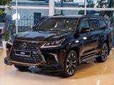 Lexus LX 570 2021 года за 66 600 000 тг. в Актобе – фото 4