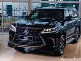 Lexus LX 570 2021 года за 66 600 000 тг. в Актобе – фото 3