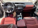 Toyota Hilux 2021 года за 21 000 000 тг. в Шымкент – фото 4