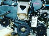 Двигатель, Акпп Toyota Highlander за 9 999 тг. в Алматы