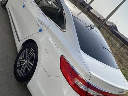 Hyundai Grandeur 2013 года за 6 500 000 тг. в Атырау