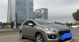 Peugeot 3008 2015 года за 7 000 000 тг. в Алматы – фото 2