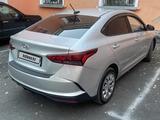 Hyundai Accent 2021 года за 8 250 000 тг. в Караганда – фото 4