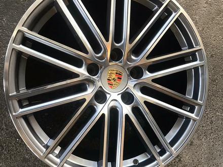 Диски на Porsche Panamera 20/5/130 9.5J — 11j за 560 000 тг. в Атырау – фото 2