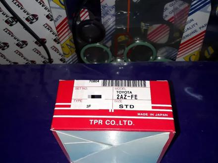 Поршневые кольца 2az-FE за 15 500 тг. в Алматы – фото 2