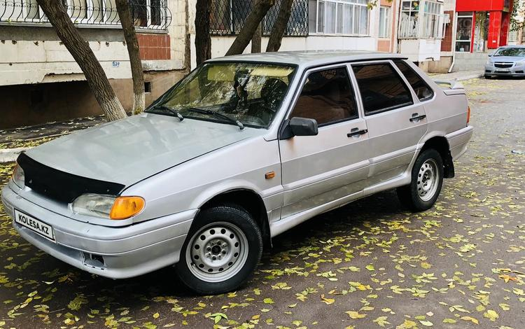 ВАЗ (Lada) 2115 (седан) 2004 года за 520 000 тг. в Нур-Султан (Астана)