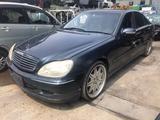Бензобак Mercedes-Benz w220 за 40 000 тг. в Павлодар – фото 2