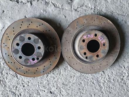 Тормозные диски w220 за 123 тг. в Шымкент