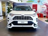 Toyota RAV 4 Luxe 2.0 2021 года за 21 200 000 тг. в Костанай