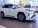 Toyota RAV 4 Luxe 2.0 2021 года за 21 200 000 тг. в Костанай – фото 4