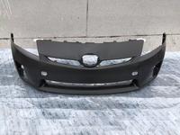 Передний бампер. Toyota Prius (10-11) за 777 тг. в Алматы