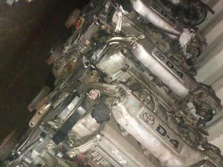 Тоета двигатель оригинальные привозные контрактные с гарантией за 185 000 тг. в Петропавловск