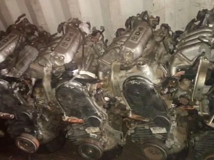 Тоета двигатель оригинальные привозные контрактные с гарантией за 185 000 тг. в Петропавловск – фото 3