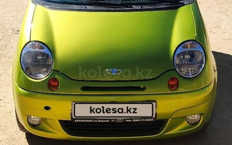 Daewoo Matiz 2013 года за 2 000 000 тг. в Байконыр