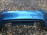 Задний бампер F86 X6M BMW за 414 000 тг. в Алматы