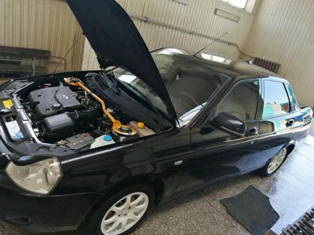 ВАЗ (Lada) 2170 (седан) 2012 года за 2 050 000 тг. в Костанай – фото 3