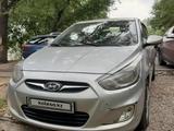Hyundai Solaris 2011 года за 3 650 000 тг. в Алматы – фото 3