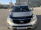 Kia Sportage 2014 года за 7 100 000 тг. в Петропавловск – фото 2