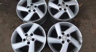 Оригинальные легкосплавные диски R16 на автомашину Mazda 6 (Япония за 90 000 тг. в Нур-Султан (Астана)