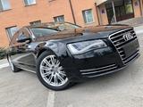 Audi A8 2011 года за 12 200 000 тг. в Караганда – фото 4