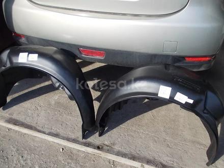 Подкрылки Nissan Almera за 3 500 тг. в Актобе