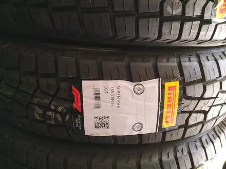 185/75 r16 Pirelli А/Т Италия! за 16 999 тг. в Алматы – фото 7