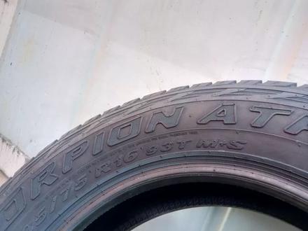 185/75 r16 Pirelli А/Т Италия! за 16 999 тг. в Алматы – фото 4
