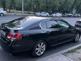 Lexus GS 300 2008 года за 7 700 000 тг. в Алматы