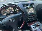 Lexus GS 300 2008 года за 7 700 000 тг. в Алматы – фото 5