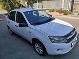ВАЗ (Lada) Granta 2190 (седан) 2013 года за 2 700 000 тг. в Алматы – фото 2