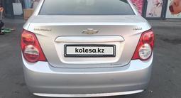 Chevrolet Aveo 2014 года за 3 700 000 тг. в Алматы – фото 2