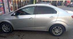 Chevrolet Aveo 2014 года за 3 700 000 тг. в Алматы – фото 4