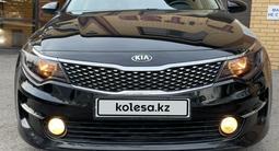 Kia K5 2018 года за 8 200 000 тг. в Караганда