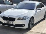 BMW 520 2013 года за 8 300 000 тг. в Актау