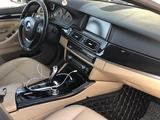 BMW 520 2013 года за 8 300 000 тг. в Актау – фото 4