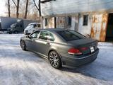 BMW 745 2003 года за 2 800 000 тг. в Алматы – фото 4