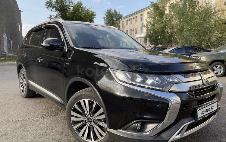 Mitsubishi Outlander 2019 года за 15 200 000 тг. в Нур-Султан (Астана)