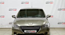 Peugeot 301 2013 года за 3 670 000 тг. в Алматы – фото 2