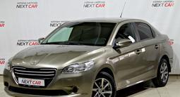 Peugeot 301 2013 года за 3 670 000 тг. в Алматы