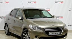 Peugeot 301 2013 года за 3 670 000 тг. в Алматы – фото 3