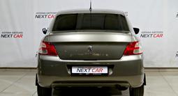 Peugeot 301 2013 года за 3 670 000 тг. в Алматы – фото 5