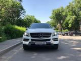 Mercedes-Benz ML 400 2014 года за 17 000 000 тг. в Алматы – фото 2
